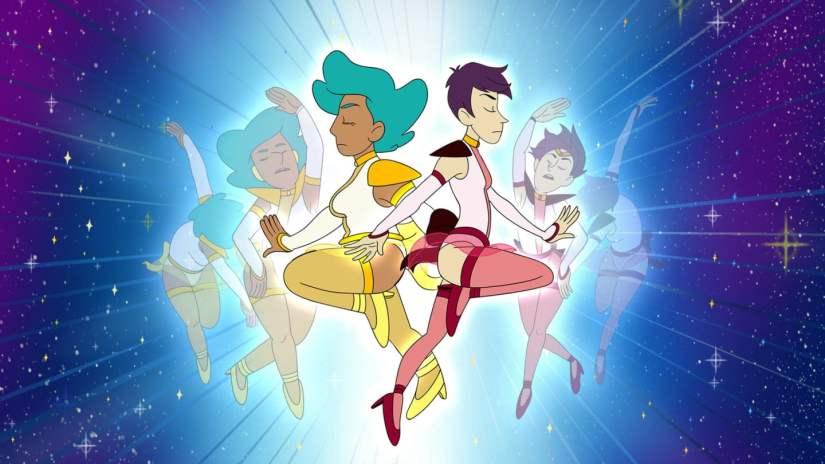 Magical Girl Friendship Squad: Origins