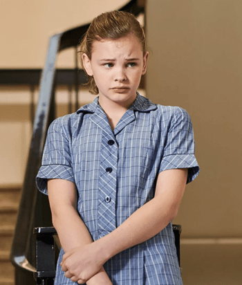 A picture of the character Hannah Bradford