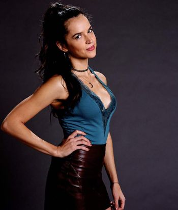 A picture of the character Rosita Bustillos