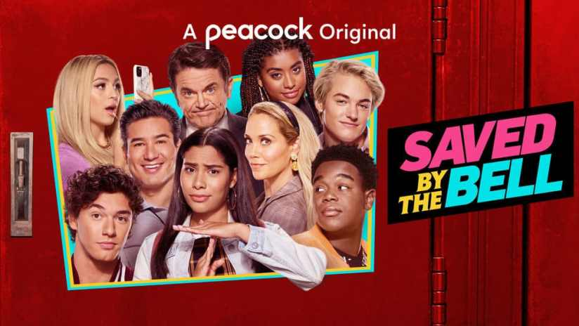 """""""Saved By The Bell"""" is Back"""