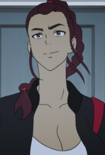 "A picture of the character Miki ""Miko"" Kuroda - Years: 2018"