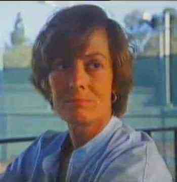 A picture of the character Renee Richards - Years: 1986