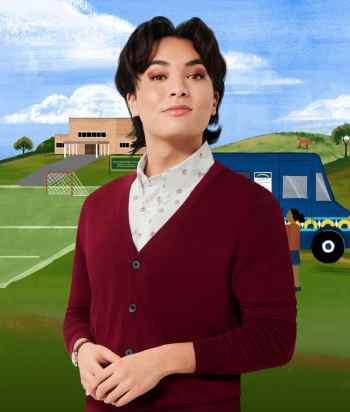 A picture of the character Bobbie Yang