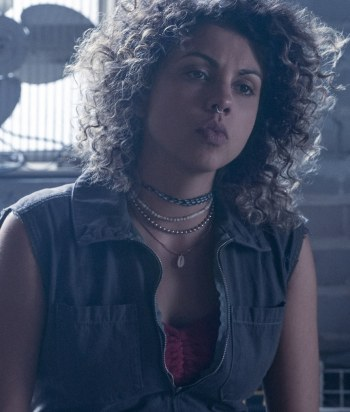 A picture of the character Jacinda Dos Santos