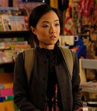 A picture of the character Janet Kim