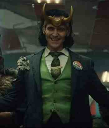 A picture of the character Loki