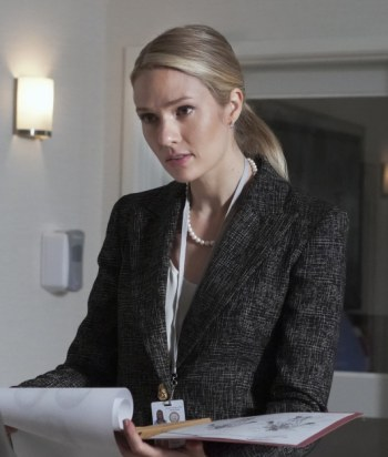 A picture of the character Kate Whistler - Years: 2021