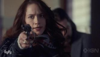 Wynonna Earp Season Two Looks WayHaught