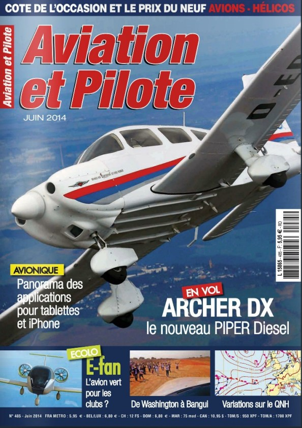 Aviationet-pilote