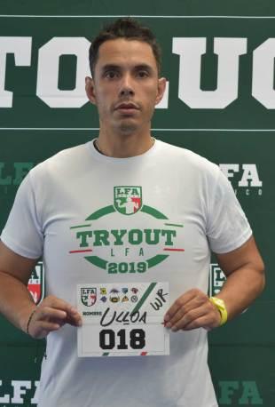 José Rodrigo Ulloa Ziaurriz