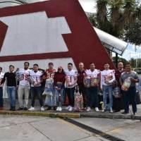 """La LFA se une a Banco de Tapitas A.C. para la campaña"""" Tacleadas por una sonrisa"""""""