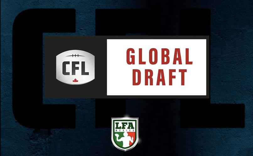 Previo al Draft Global 2021 de la CFL