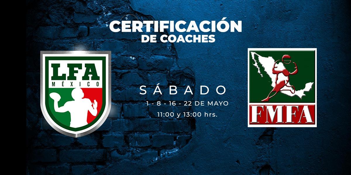 Certificación de Coaches | Registro