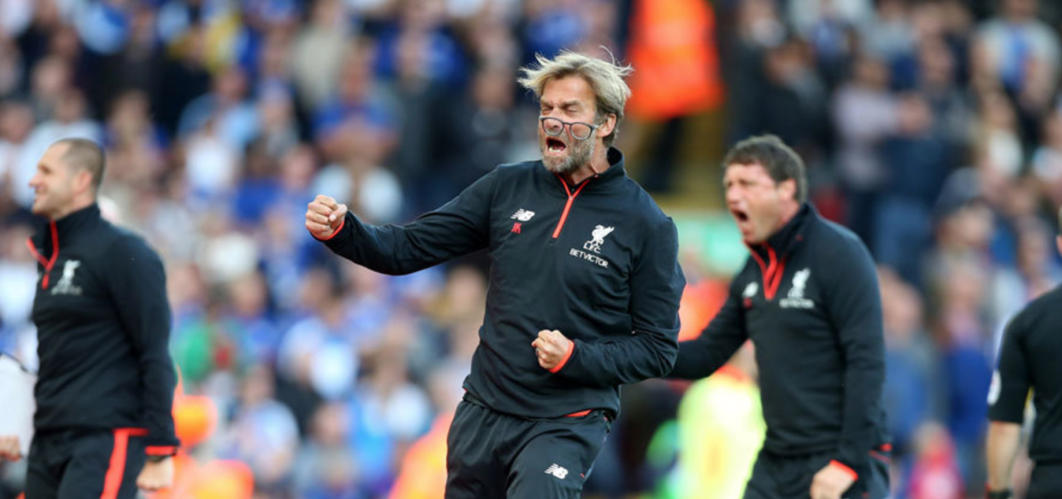 Re-live the top five craziest matches under Jurgen Klopp (Video)