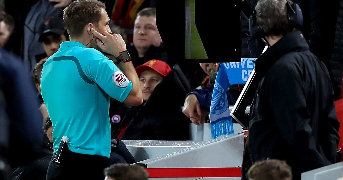 It's time for VAR in the Premier League as Liverpool's frustrations with poor officials continue
