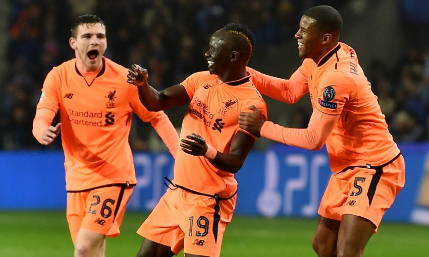 Video Highlights: FC Porto 0-5 Liverpool