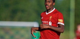 Liverpool U18 - Rafa Camacho