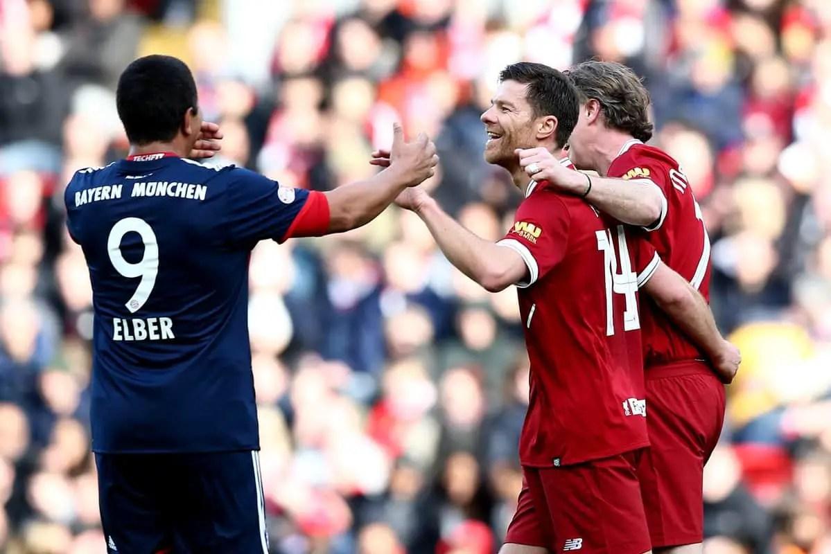 Liverpool Legends 5-5 Bayern Munich Legends – Highlights