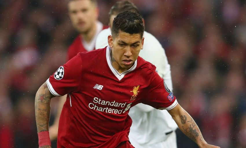Roberto Firmino signs new five-year contract at Liverpool