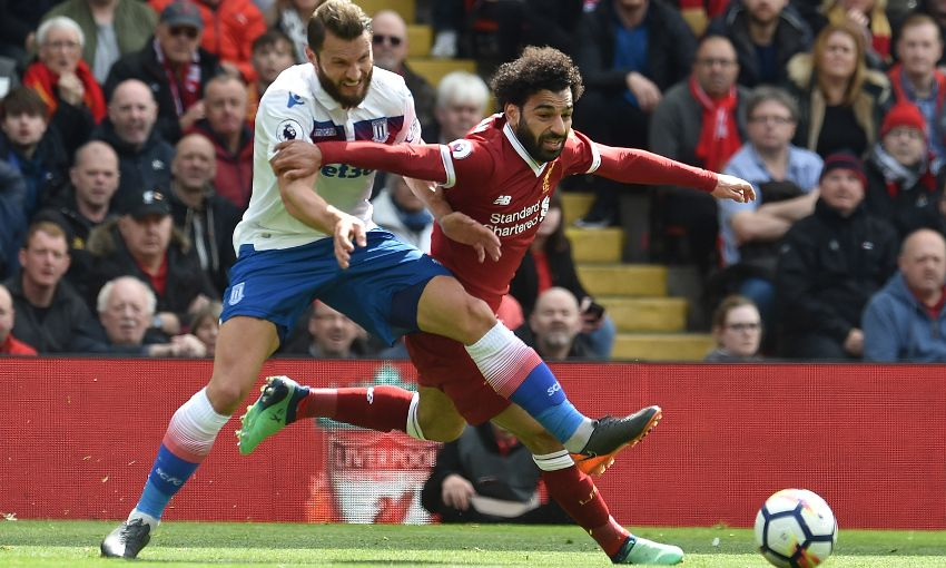 Mo Salah most attacked player in Premier League — Jurgen Klopp