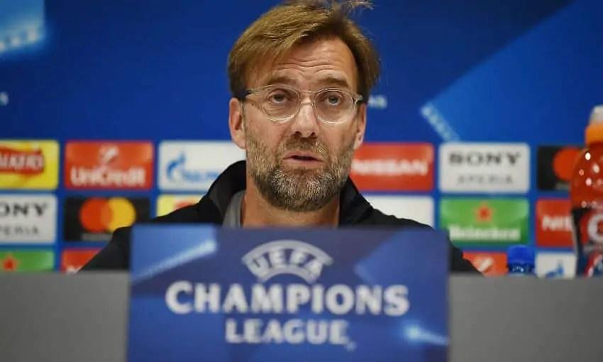 Watch: Jurgen Klopp & Virgil van Dijk's pre-Napoli press conference