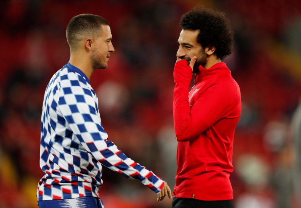 Why Mohamed Salah vs Eden Hazard is no debate at all – The stats