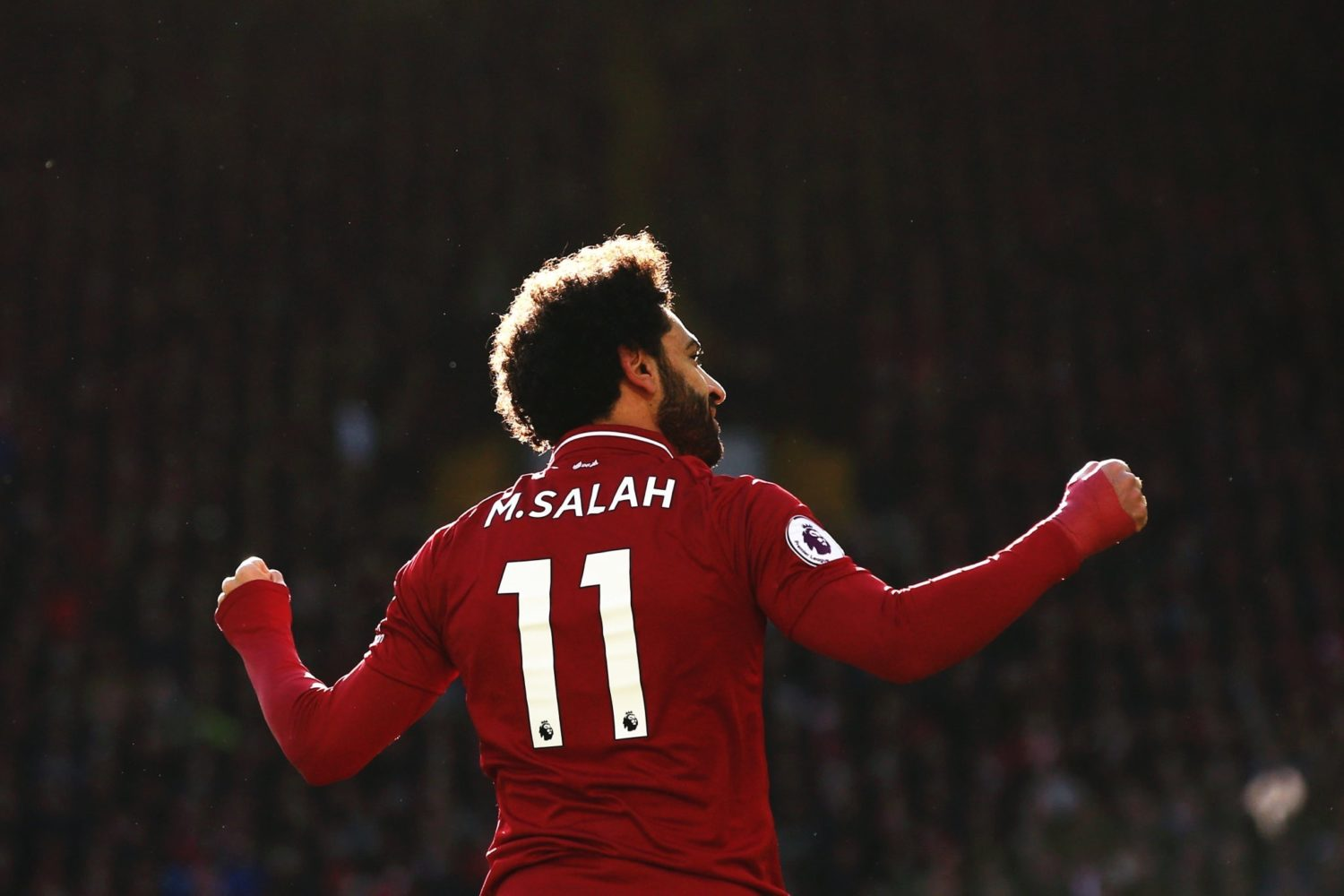 Video: Mohamed Salah puts Liverpool 1-0 up after Fulham's disallowed goal