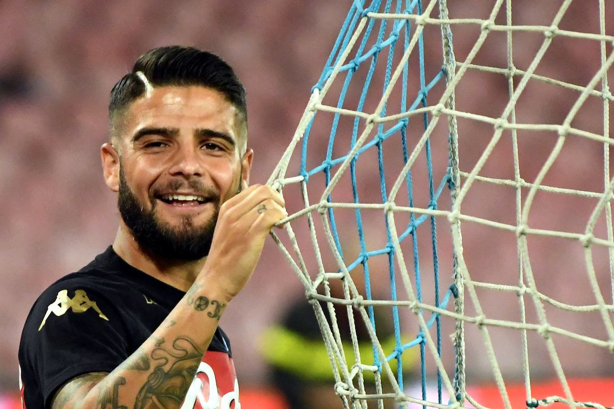 Liverpool tipped to boost title odds with a bid for Lorenzo Insigne
