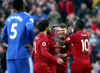Liverpool vs Cardiff Highlights