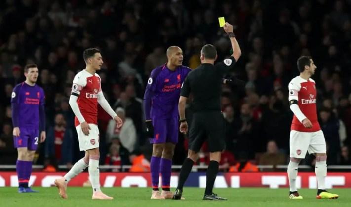 Arsenal vs Liverpool Highlights