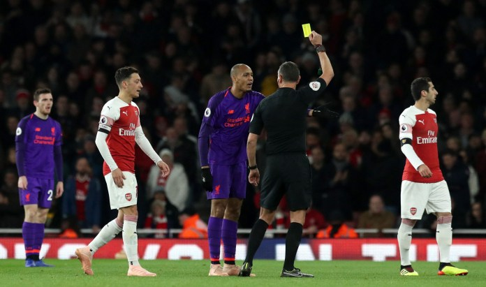 Arsenal vs Liverpool Highlights