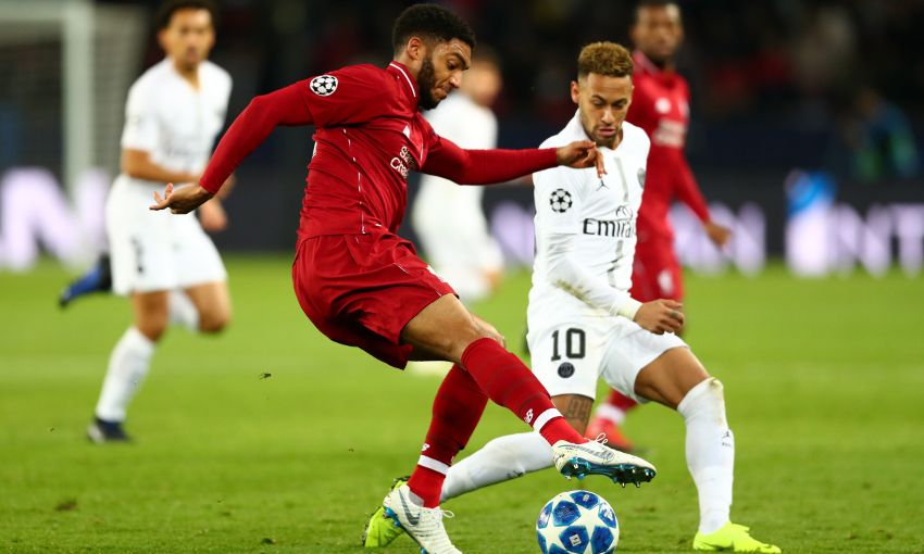 PSG 2-1 Liverpool – Reds suffer disappointing loss in Champions League