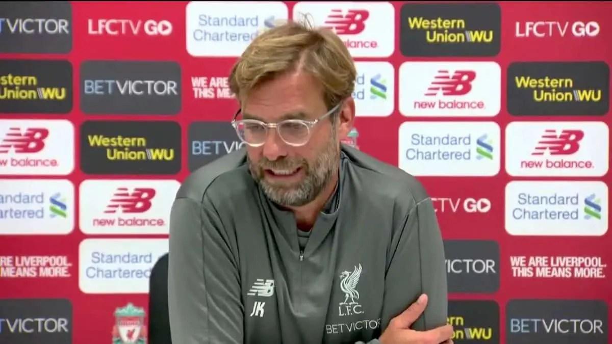 Watch: Jurgen Klopp's pre-match press conference – Watford v Liverpool