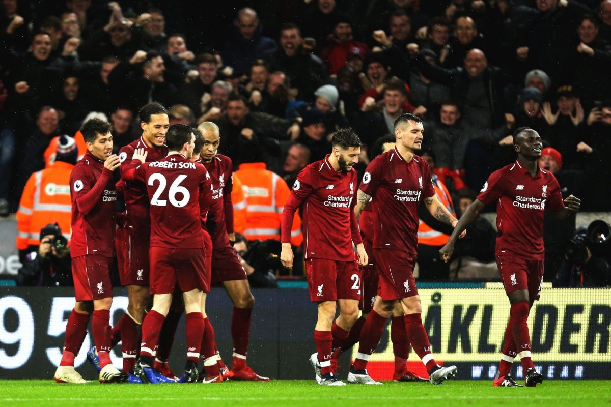 Salah stars as Liverpool claim Christmas top spot