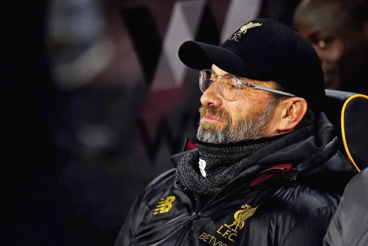 Jurgen Klopp reiterates Liverpool's need to focus on themselves