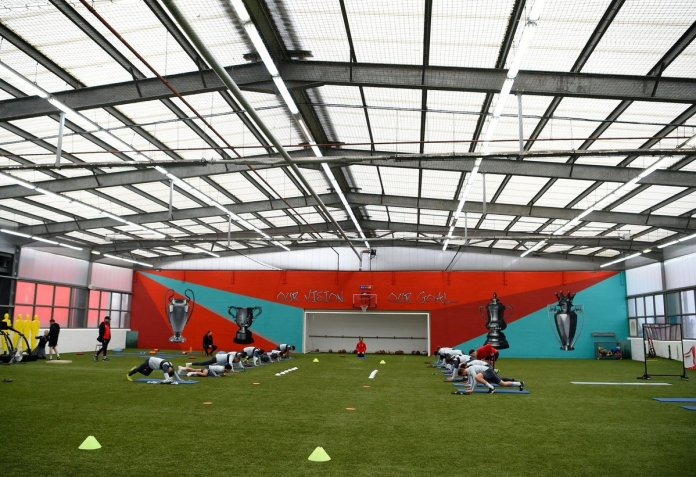 Liverpool FC Injury List