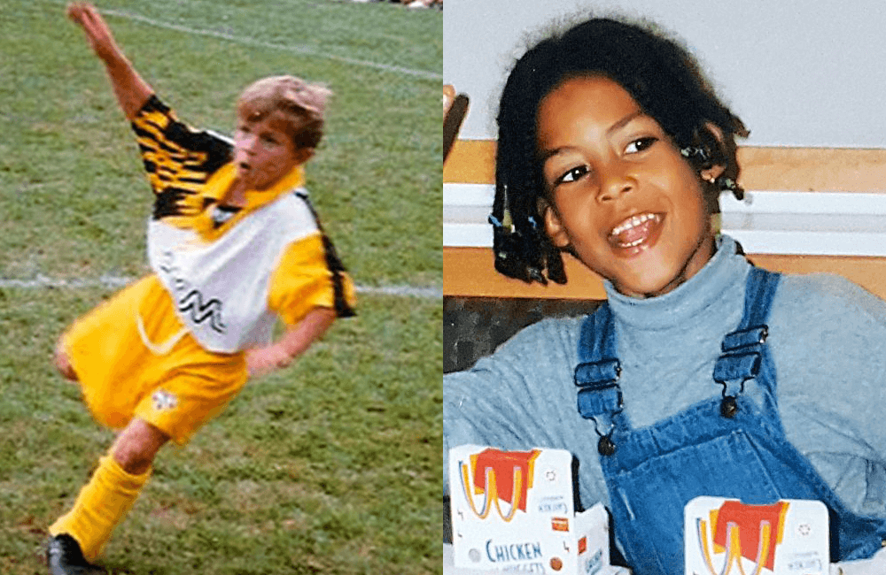Can you recognise these Liverpool players from their childhood?