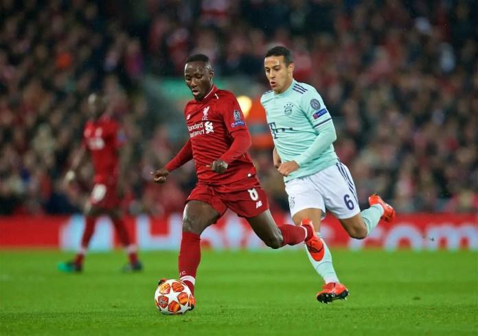 Liverpool vs Bayern