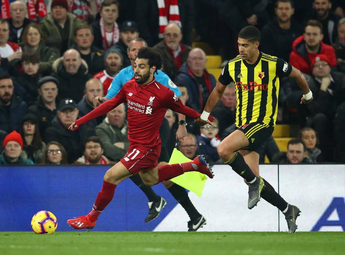 Liverpool 5-0 Watford – As it happened & reaction