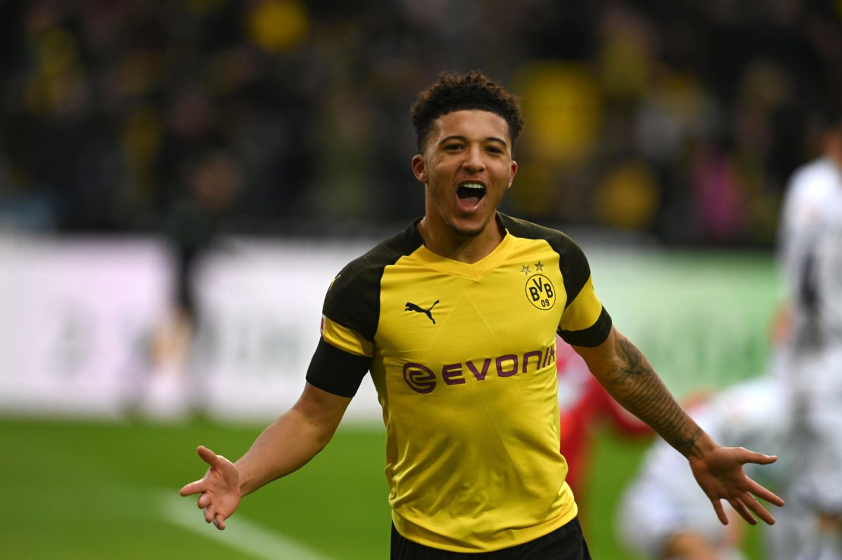 Manchester City Refused To Sell Jadon Sancho To Liverpool