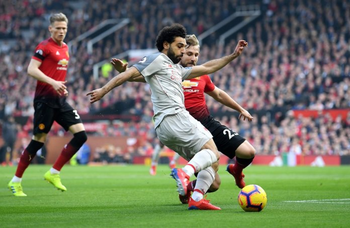 Man United vs Liverpool Highlights