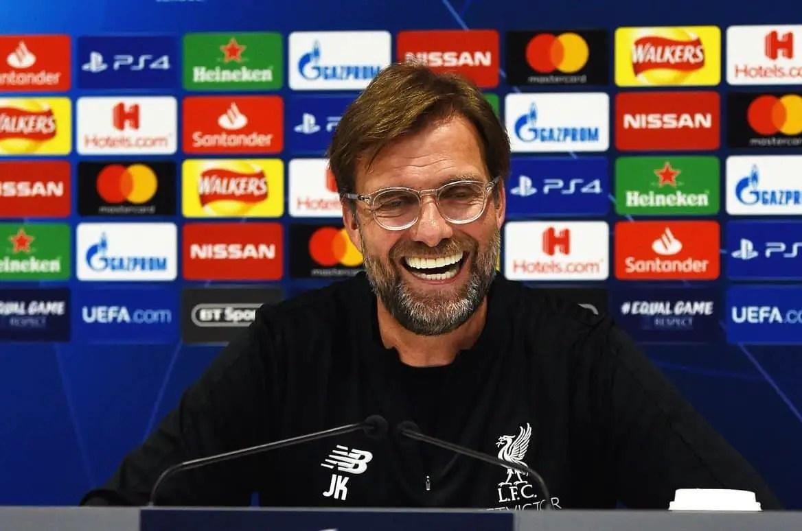 Watch: Jurgen Klopp's pre-match press conference – Liverpool vs Genk