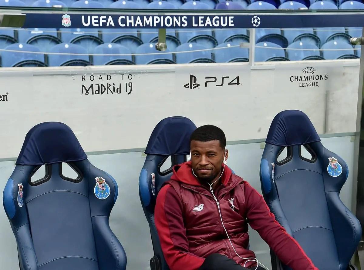 Confirmed Liverpool team vs Porto – Origi, Milner & Wijnaldum start