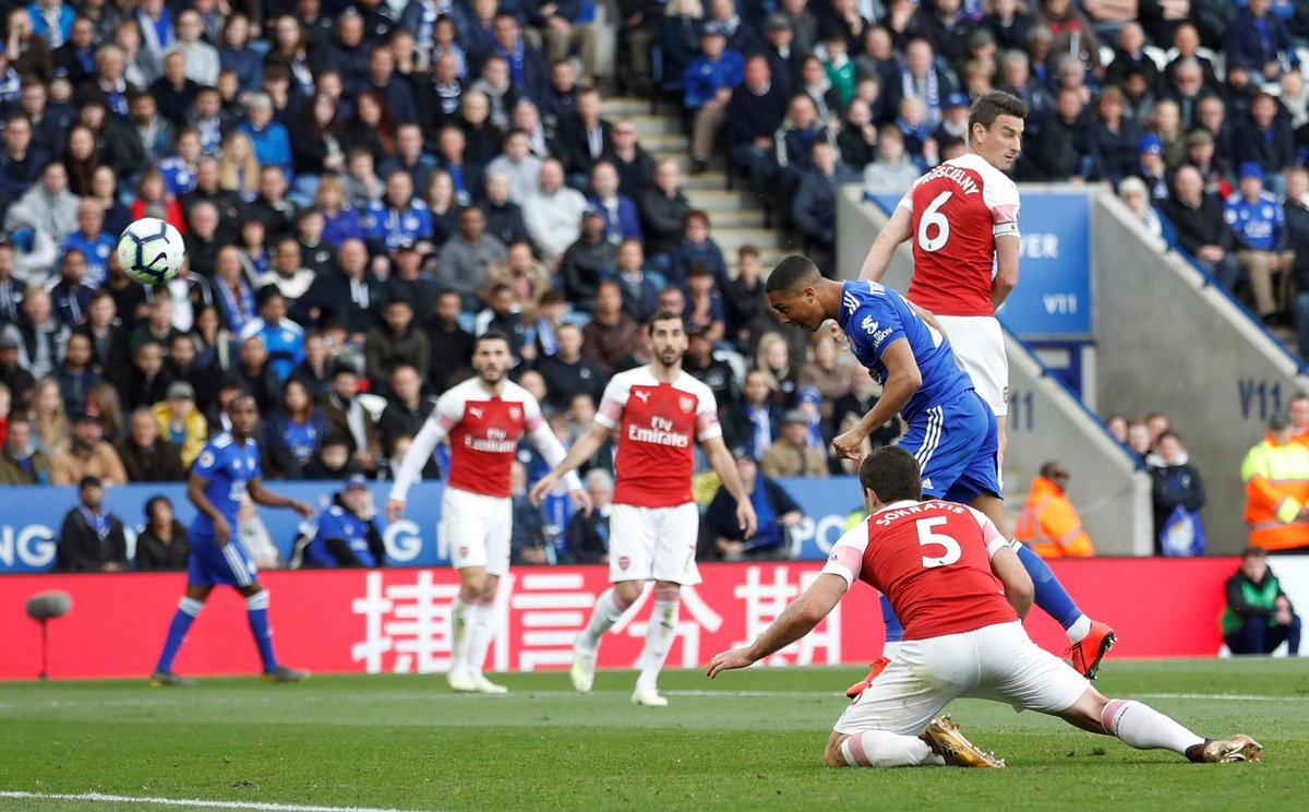 Leicester City 3-0 Arsenal – Highlights and Goals (Video)
