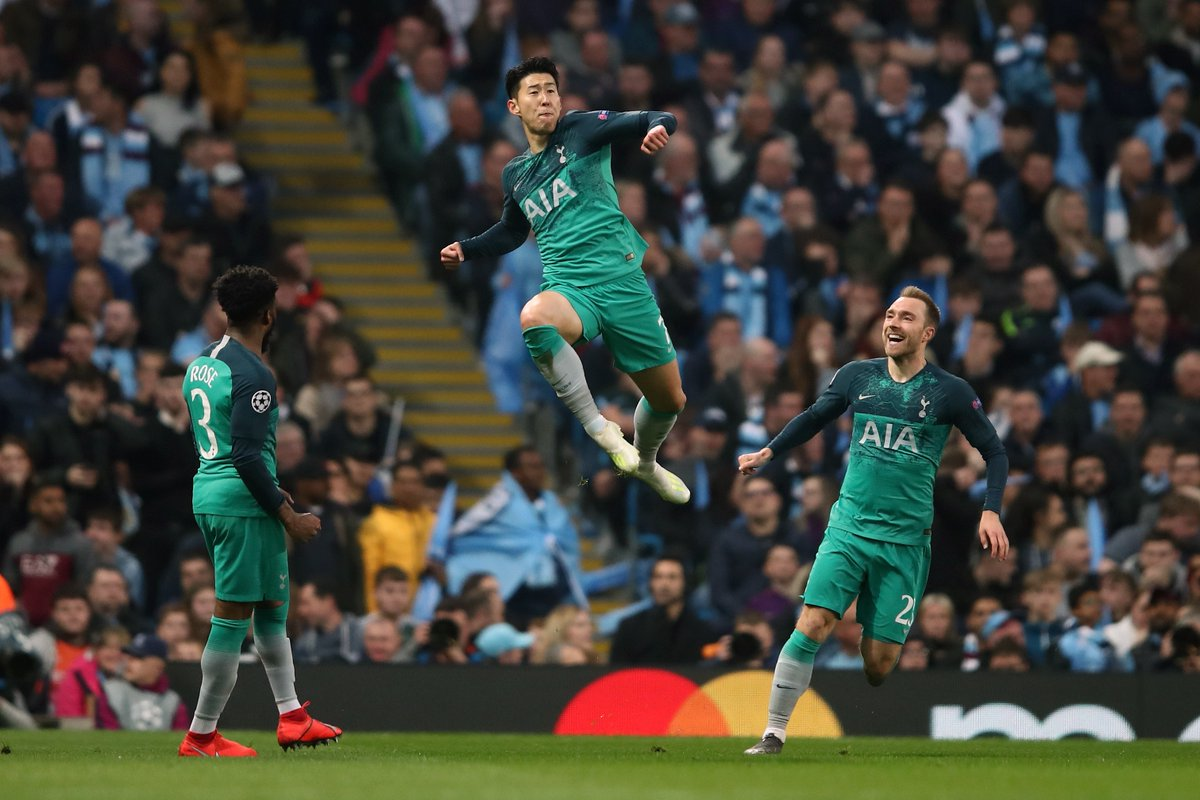 Man City 4-3 Tottenham – Highlights and Goals (Video)