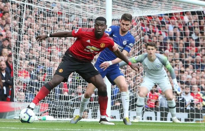 Man United vs Chelsea Highlights