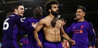 Southampton vs Liverpool highlights