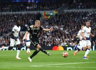 Tottenham vs Ajax Highlights