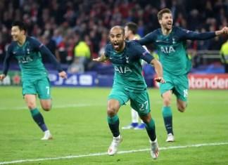 Ajax vs Tottenham Highlights