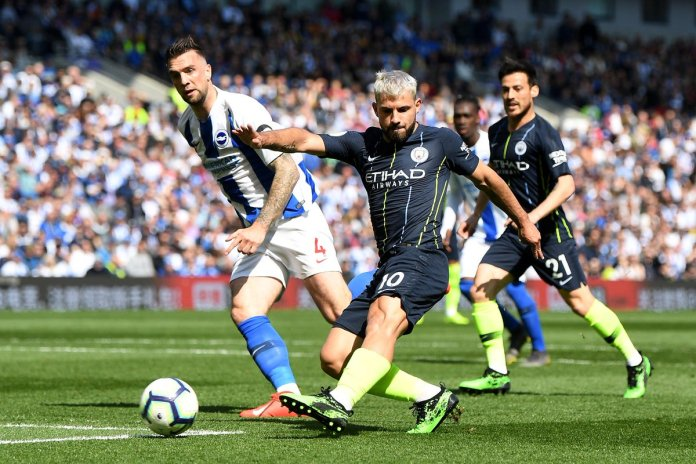 Brighton vs Man City Highlights
